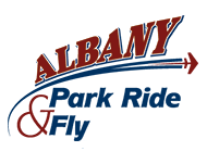 Albany Park Ride & Fly Logo